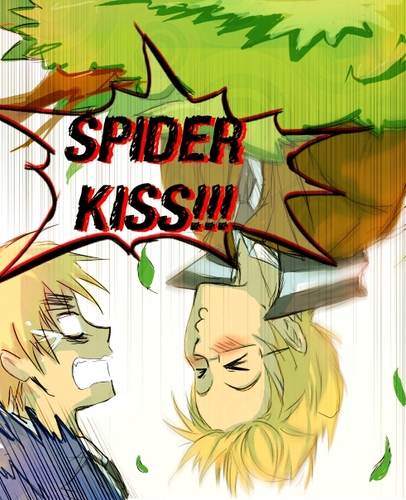 aranha kiss