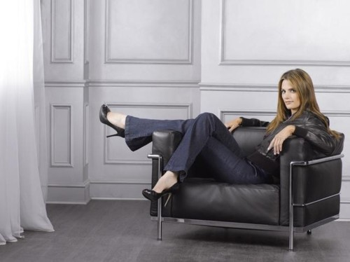 Stana Katic - kasteel Season 4 Promotional foto's