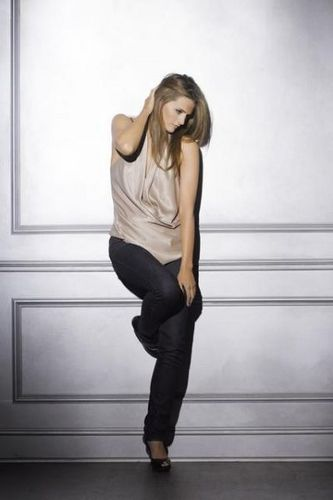 Stana Katic - kastil, castle Season 4 Promotional foto