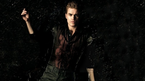 Stefan Salvatore 壁纸 possibly containing a well dressed person and a 音乐会 called Stefan 壁纸 ✯