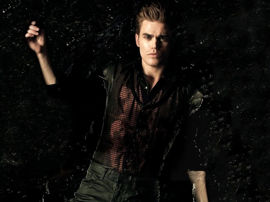 Paul Wesley Vampire Diaries