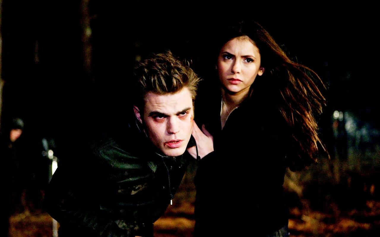 Stefan and Elena ❤