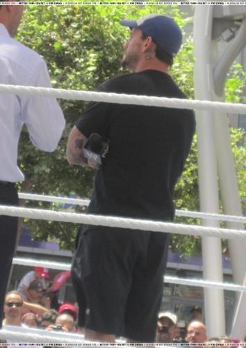 Summerslam Axxess 2011