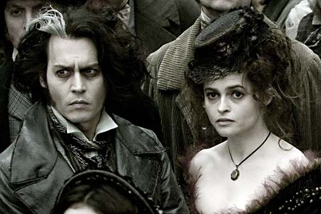 Sweeney Todd wallpaper probably containing a surcoat and a portrait entitled Sweeney Todd