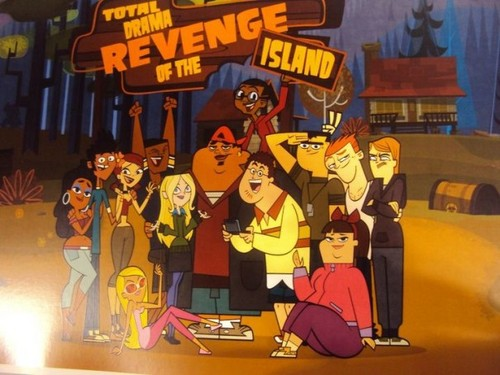 TDROTI? - total-drama-revenge-of-the-island-tdroti Photo
