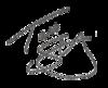 Tara Strong's Signature