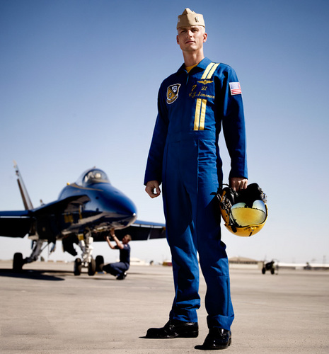 The Awesome Blue Angels