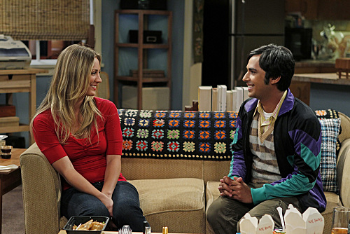 The Big Bang Theory - season 5