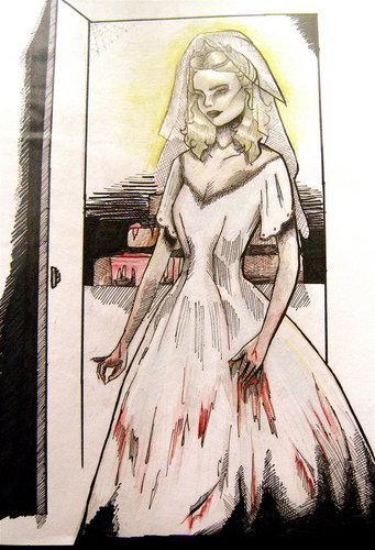 The Bride - rosalie-cullen Fan Art