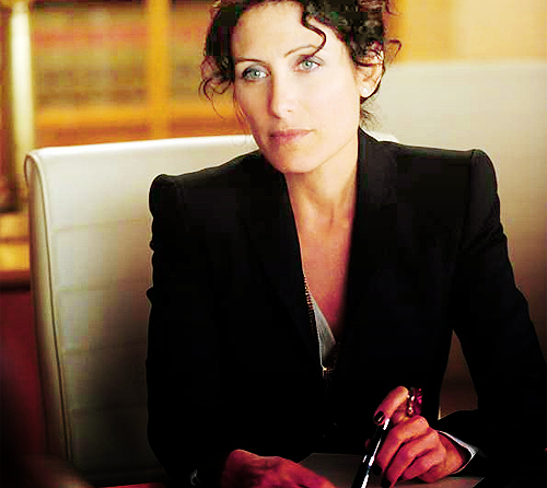 The Good Wife - Season 3 - New Promotional Photo of Lisa Edelstein