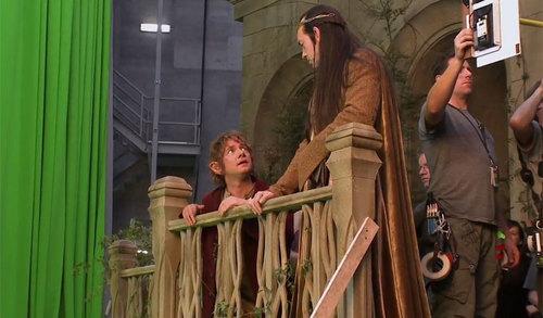 The Hobbit Behind the Scenes