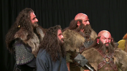 The Hobbit vid blog 3 Caps