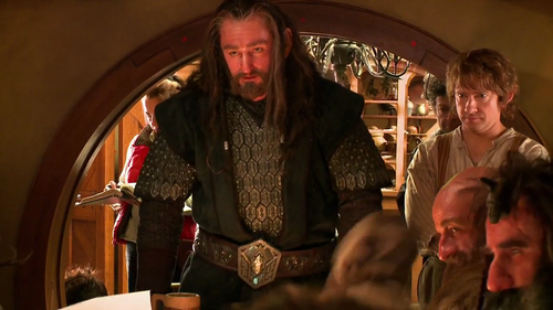 The Hobbit vid blog 3 Трофеи