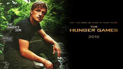 The Hunger Games wallpaper entitled The Hunger Games