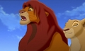 The Lion King II: Simba's Pride - simba-and-nala screencap