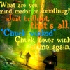 The Maze Runner Quote - Thomas &amp; Chuck - the-maze-runner Icon