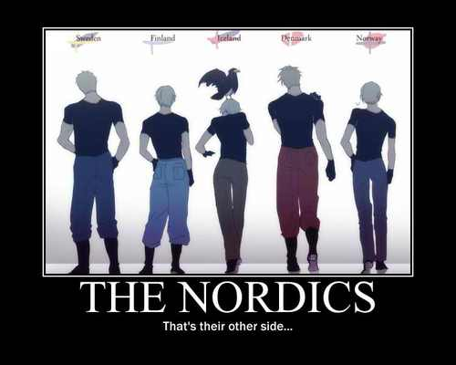 The Nordics - hetalia Photo