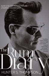 Johnny Depp wallpaper possibly containing sunglasses and a portrait entitled The Rum Diary