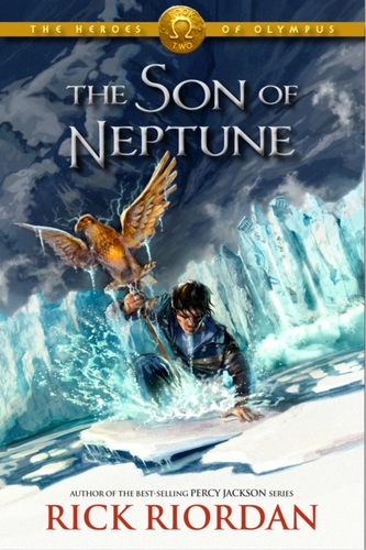 The Son of Neptune American Cover