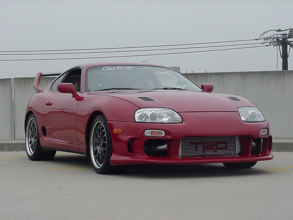 Sports Cars Images Toyota Supra Hd Wallpaper And Background Photos
