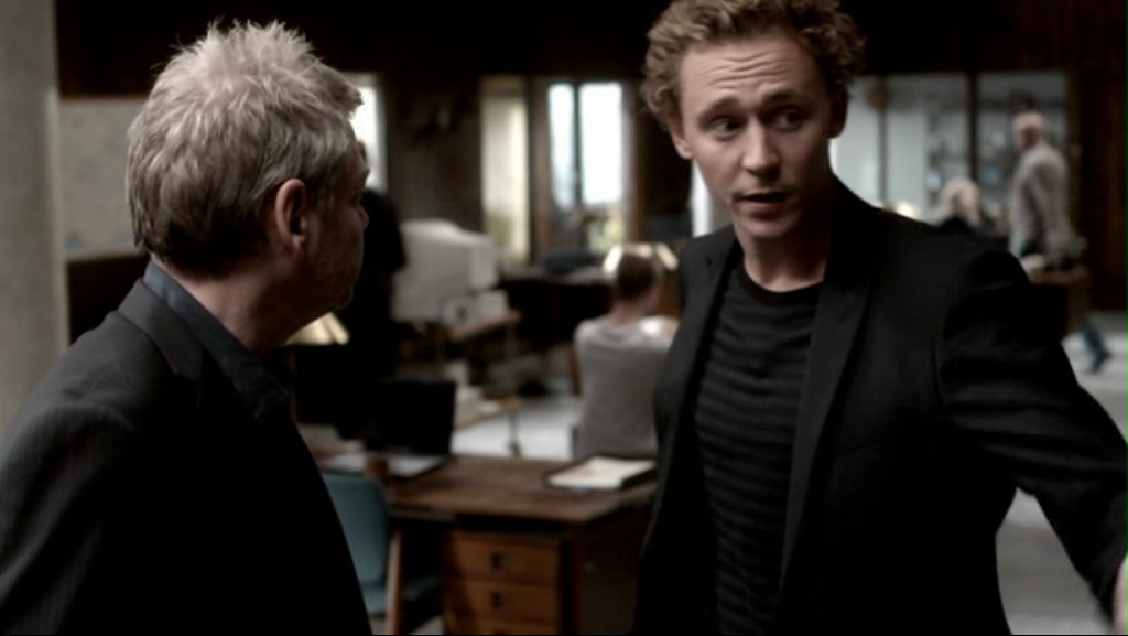 Wallander - Tom Hiddleston Image (24886186) - Fanpop