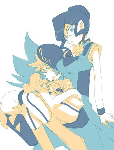 Zenet and Lena