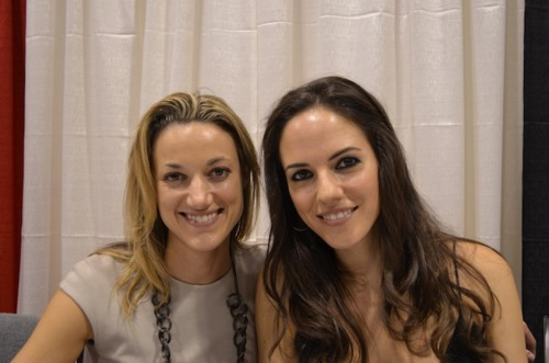 Zoie & Anna Fan Expo Lost Girl panel