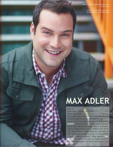 Zooey Magazine 2011
