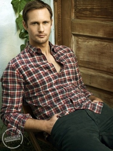 Alexander Skarsgård wallpaper titled alexander photoshoot