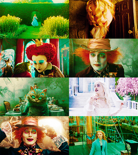 Alice In Wonderland Fanpop: Alice In Wonderland (2010) Images Alice In Wonderland