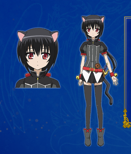 animé character