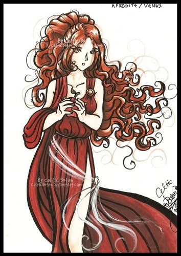 aphrodite Von CelticBotan (not mine!!)