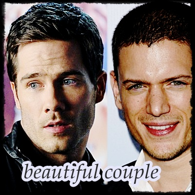 Luke Macfarlane Hintergrund containing a portrait titled beautiful couple went and luke