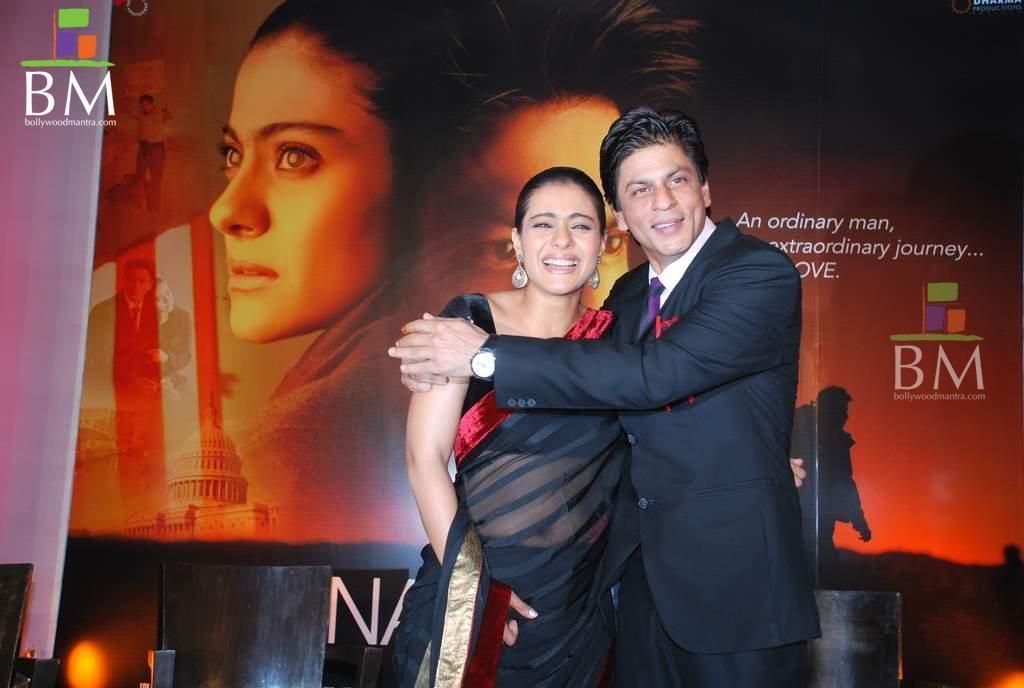 Shahrukh Khan & Kajol images best friends HD wallpaper and ...