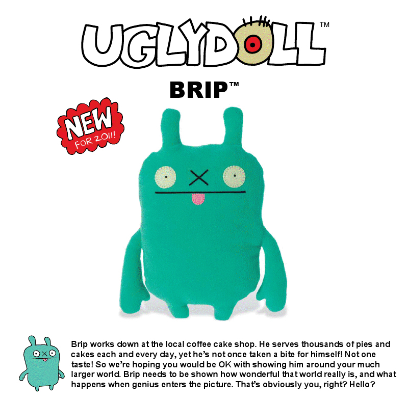 brip likes coffee - Ugly dolls Photo (24860393) - Fanpop