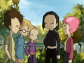code lyoko - sachini photo