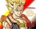 gogeta - dragonball-z-movie-characters fan art