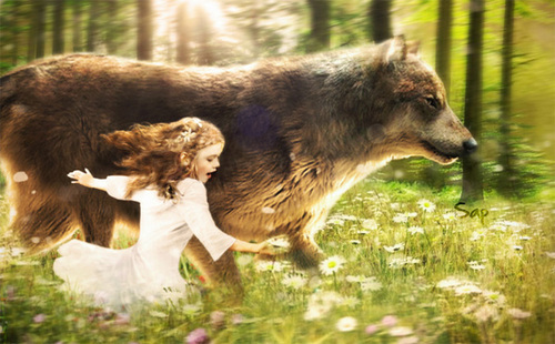 Jacob Black and Renesmee Cullen images jacob and nessie wallpaper and background photos