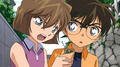 ova clips - conan-and-haibara screencap