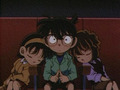 pics - conan-and-haibara photo