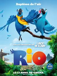 rio french poster