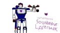 soundwave the coolest transformer ever - transformers fan art