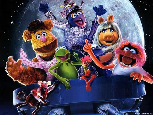 The Muppets wallpaper called the muppets