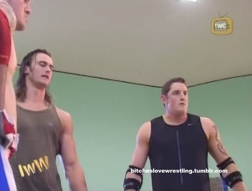 wade barrett and drew