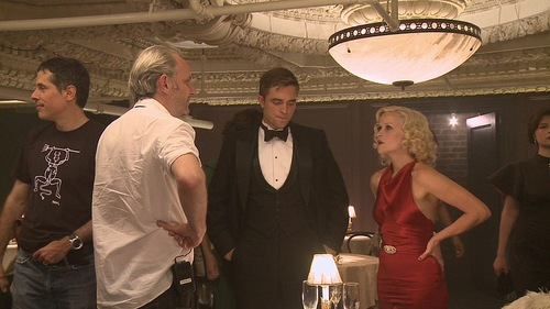 Water for Elephants fond d'écran probably with a dress suit entitled water for elephant-Rob