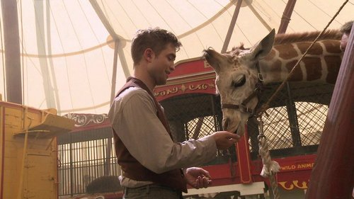 water for elephants-Rob