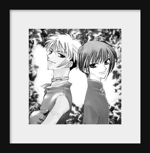 yuki and hatsuharu
