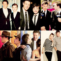 ♥Cory & Chris♥ - cory-monteith-and-chris-colfer fan art