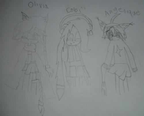 .:Gift:. ~Olivia,Cobi&Angelique~
