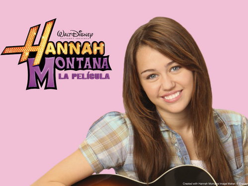 Hannah Montana wallpaper possibly containing a portrait titled ♫♫Hannah/Miley reloaded by dj♫♫